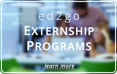 ed2go Externship Programs. Learn more.
