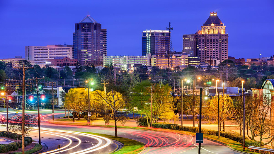 Online Courses in Greensboro, NC