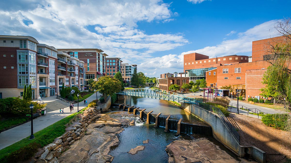 Online Courses in Greenville, SC