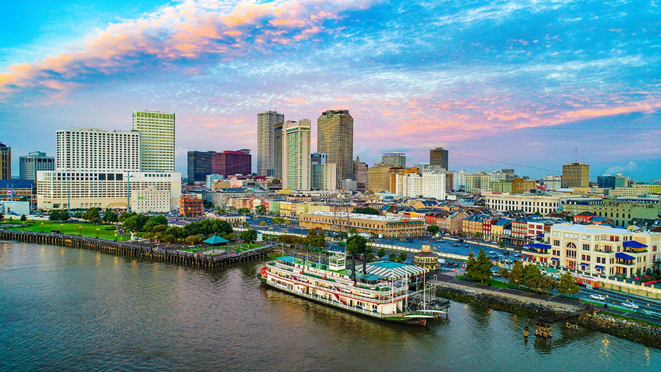 Online Courses in New Orleans, LA