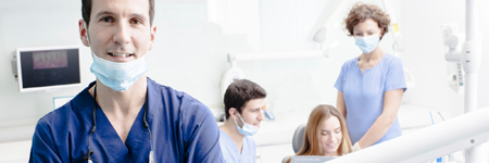 Explore a Career Dental Office