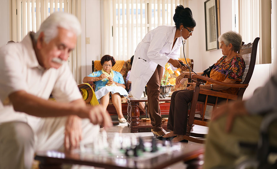 Certificate in Gerontology