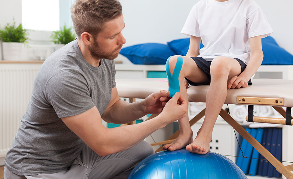 Physical Therapy Aide – Physical Therapy Evaluation