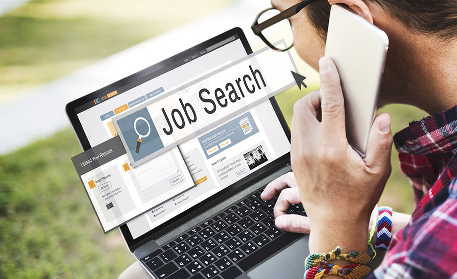 12 Steps Successful Job Search