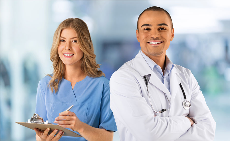 Explore a Career in Healthcare Suite