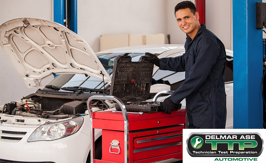 ASE Technician Test Preparation 2.0 (TTP2): Auto Maintenance and Light Repair (G1)