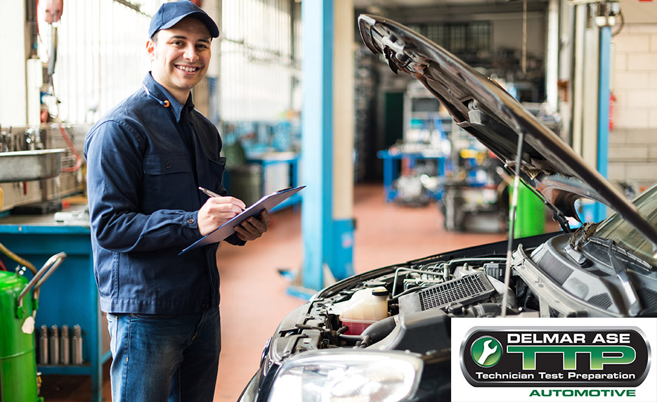 ASE Technician Test Preparation 2.0 (TTP2): Automotive Engine Repair (A1)