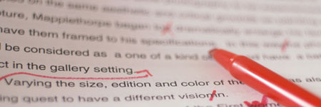 The Keys to Effective Editing (Self-Paced Tutorial)