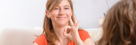 Discover Sign Language (Self-Paced Tutorial)