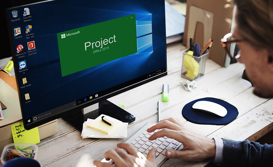 Introduction to Microsoft Project 2019/Office 365