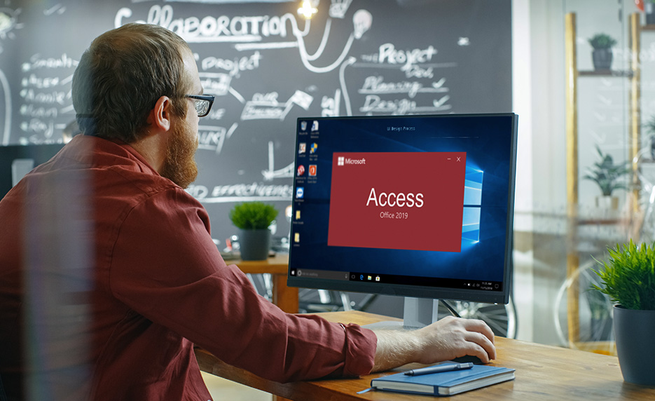 Intermediate Microsoft Access 2019/Office 365