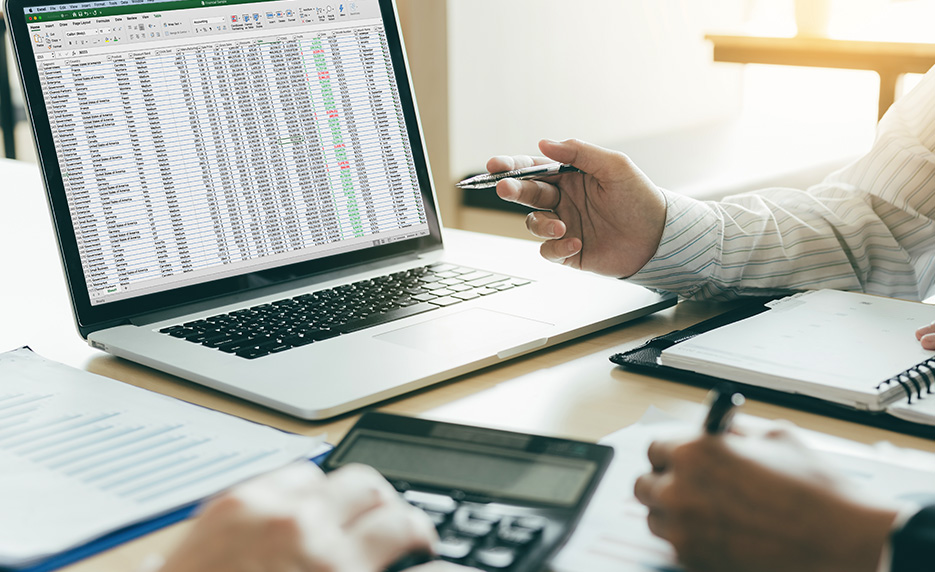 accounting with excel 2019 suite