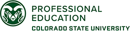 Colorado State University Professional Education